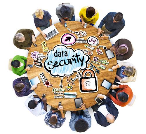 Company data destruction