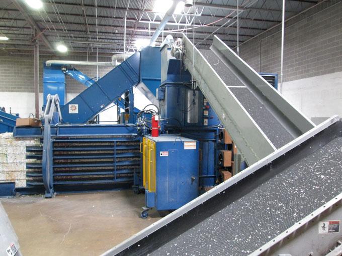 Action Shred document shredding facility